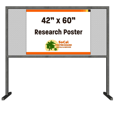 """42"""" x 60"""" Standard Research Poster"""