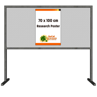 70 x 100cm Standard Research Poster