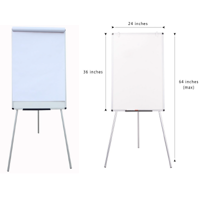 "24""x36"" Flip Chart or Whiteboard with Easel"